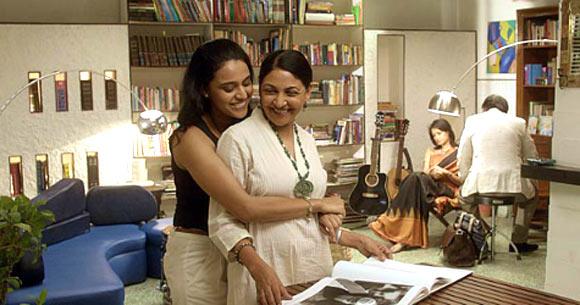 Swara Bhaskar, Deepti Naval, Farooque Shaikh