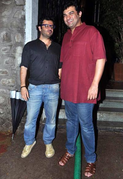 Vikas Bahl and Siddharth Roy Kapur