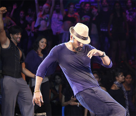 Prabhu Deva in ABCD: Any Body Can Dance