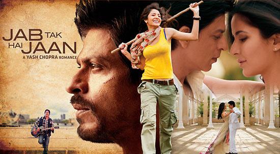 The Jab Tak Hai Jaan poster