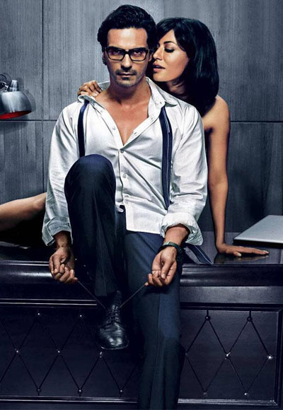 Arjun Rampal and Chitrangda Singh in Inkaar