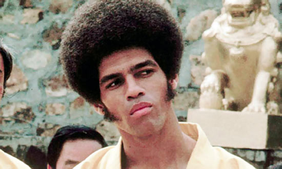 Jim Kelly in Enter The Dragon