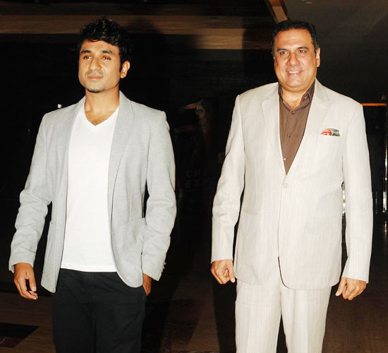Vir Das and Boman Irani