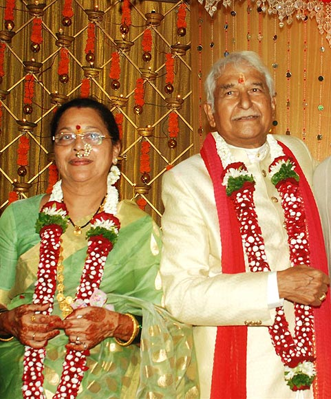 Seema and Ramesh Deo