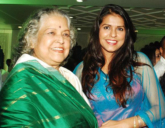 Shobha Khote and Bhavna Balsaver