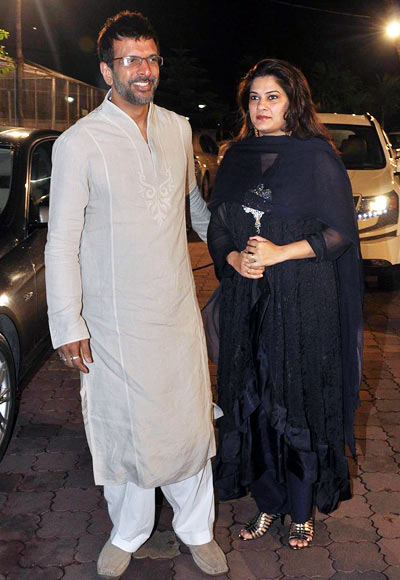 Jaaved and Habiba Jaaferi