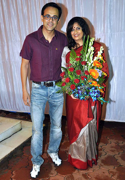 Sumeet and Chinmayee Raghavan