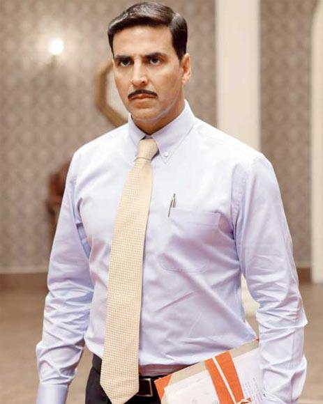 Akshay Kumar in Special 26