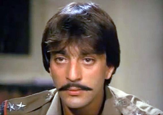 Sanjay Dutt in Naam O Nishaan