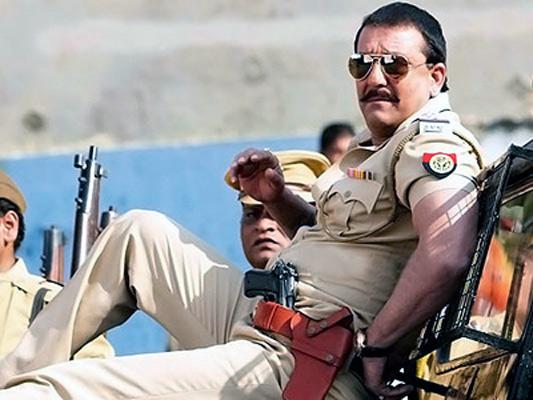 Sanjay Dutt in Zilla Ghaziabad