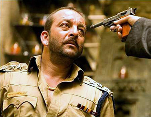 Sanjay Dutt in Eklavya The Royal Guard