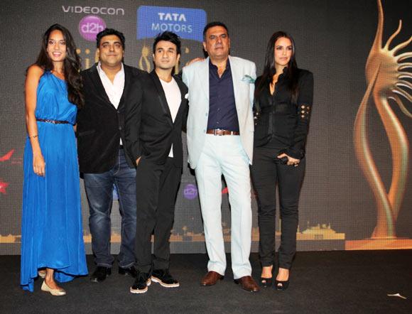 Lisa Haydon, Ram Kapoor, Vir Das, Boman Irani and Neha Dhupia