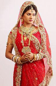 Kratika Sengar in Punar Vivah