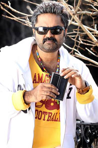 Anoop Menon in Buddy