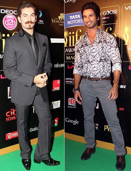 Neil Nitin Mukesh and Shahid Kapoor
