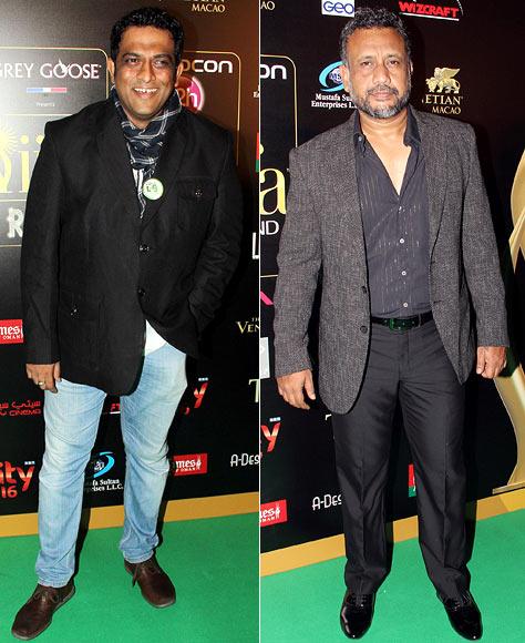 Anurag Basu and Anubhav Sinha