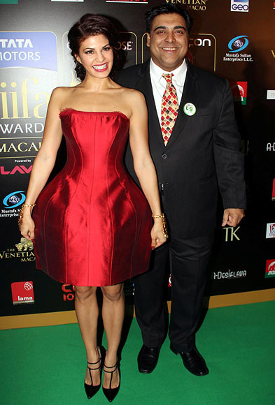 Jacqueline Fernandez and Ram Kapoor