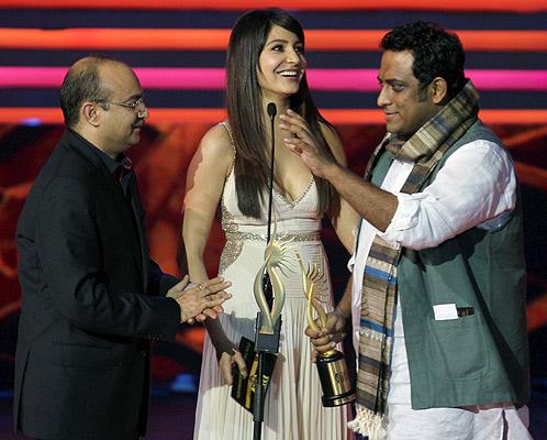 Anushka Sharma and Anurag Basu