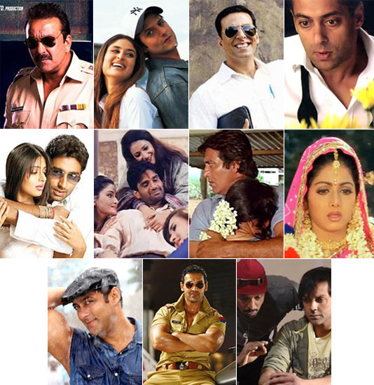 Ypur pick of WORST Bollywood remakes of South Indian films? VOTE!