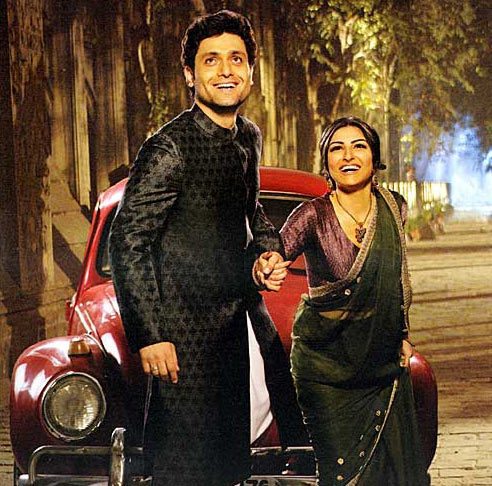 Shiney Ahuja and Soha Ali Khan in Khoya Khoya Chand