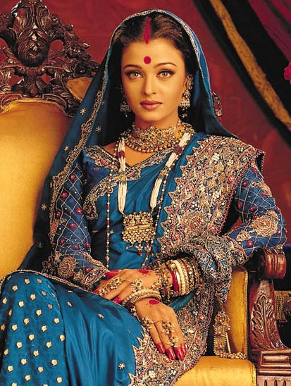 Aishwarya Rai Bachchan in Devdas