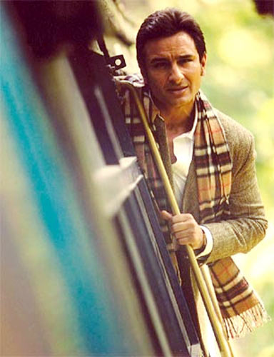 Saif Ali Khan in Parineeta