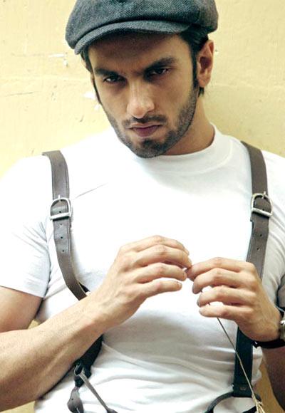 Ranveer Singh in Lootera