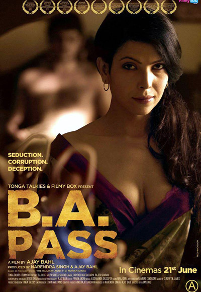 Movie poster of BA Pass