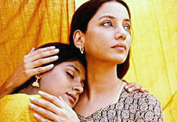 Nandita Das and Shabana Azmi in Fire