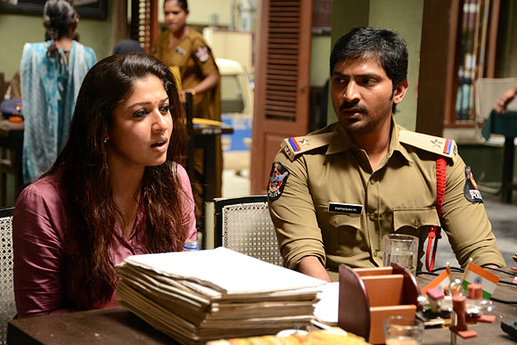 Vaibhav and Nayantara in Anaamika