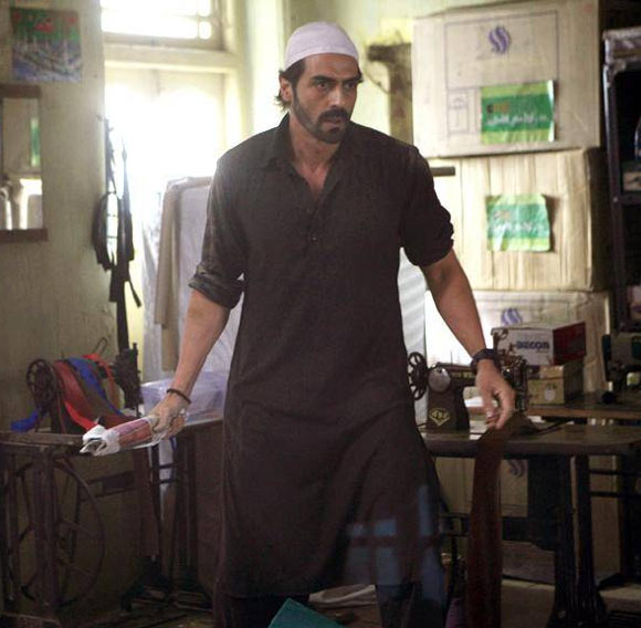 Arjun Rampal in D Day