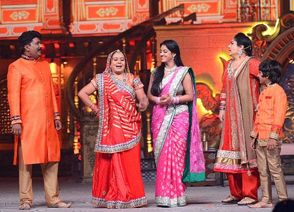 Ashok Lokhande, Neelu Vaghela, Deepika Singh and Shagufta Ali
