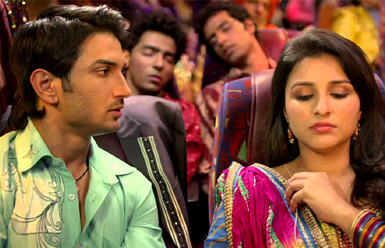 Current Bollywood News & Movies - Indian Movie Reviews, Hindi Music & Gossip - Like Shuddh Desi Romance trailer? VOTE!