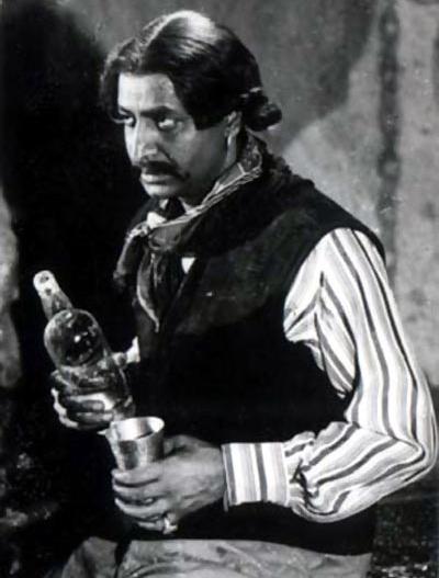 Pran in Jis Desh Mein Ganga Behti Hai (1960)