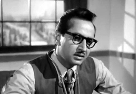 Pran in Aah (1953)