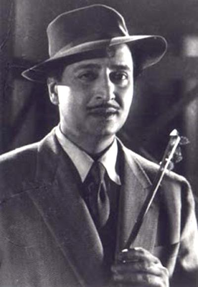 Pran in Adalat (1958)