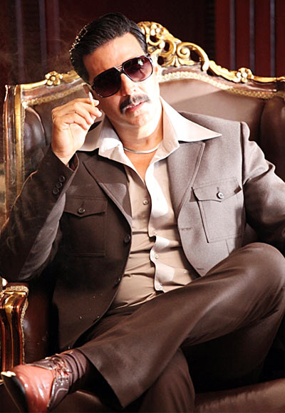 Akshay Kumar in Once Upon A Time In Mumbaai Dobaara!