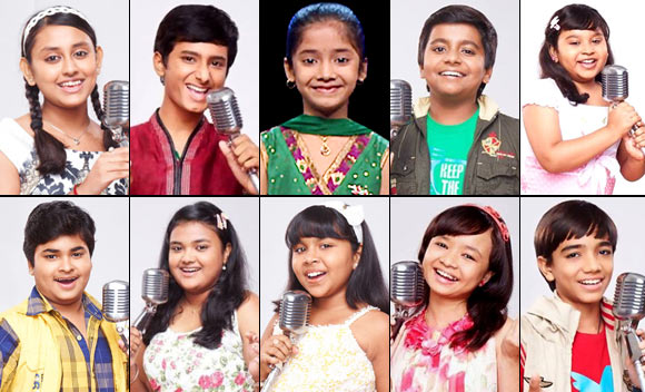 Your FAVOURITE Indian Idol Junior contestant? VOTE! - Rediff.com ...