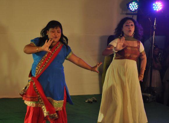Bharti SIngh and Jayati Bhatia