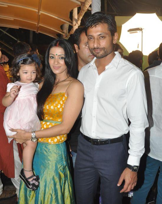 Barkha Bisht and Indraneil Sengupta