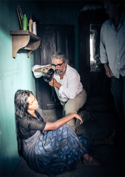 Parvathy and Bharat Bala in Mariyan