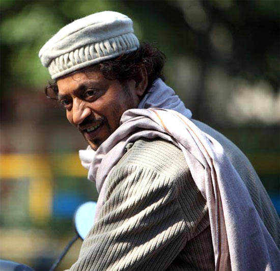 Irrfan Khan in D-Day