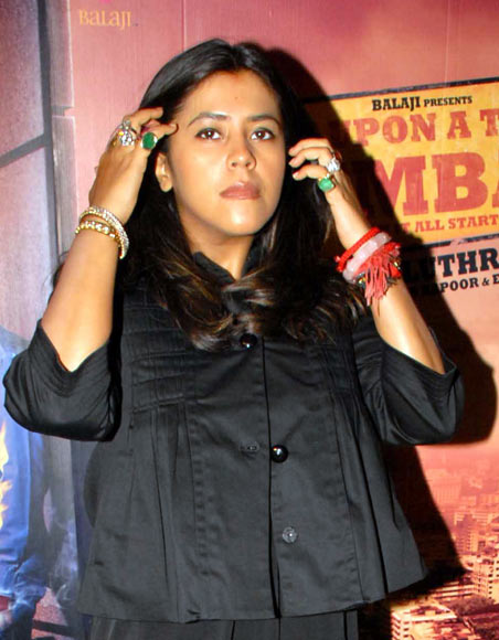 Producer Ekta Kapoor