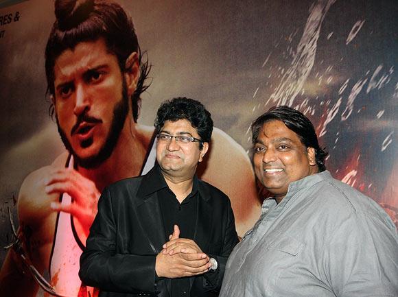 Prasoon Joshi and Ganesh Acharya
