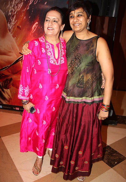 Dolly Alhuwalia and PS Bharathi