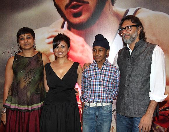 PS Bharathi, Divya Dutta, Japtej Singh, Rakeysh Omprakash Mehra