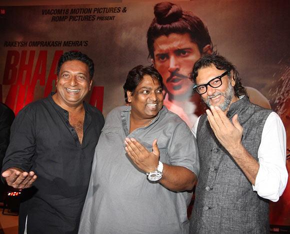 Prakash Raj, Ganesh Acharya and Rakeysh Omprakash Mehra