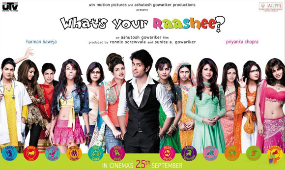 Movie poster of What's Your Raashee?