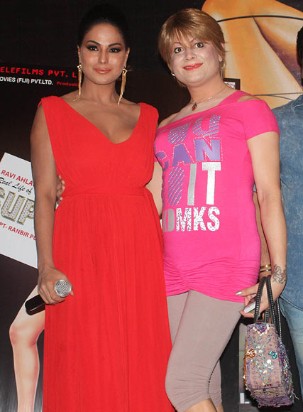 Veena Malik and Bobby Darling