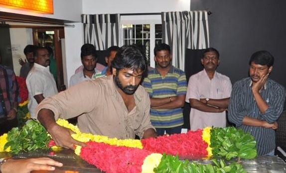 Tamil Actor Vijay Sethupathi Family Photos
